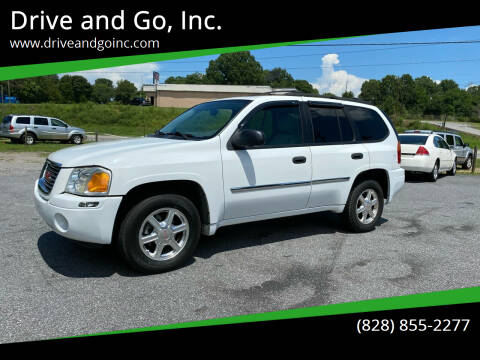 2008 GMC Envoy for sale at Drive and Go, Inc. in Hickory NC