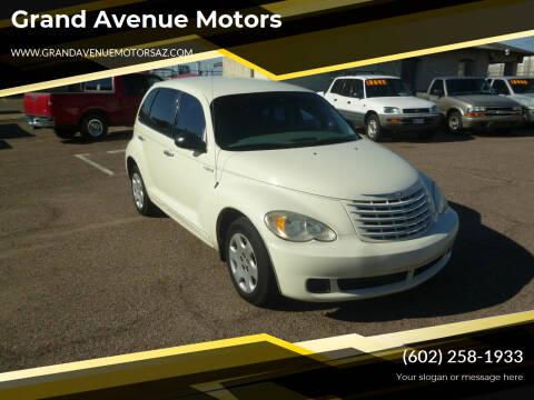 2006 Chrysler PT Cruiser for sale at Grand Avenue Motors in Phoenix AZ