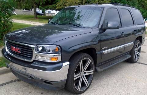 2005 GMC Yukon for sale at Waukeshas Best Used Cars in Waukesha WI