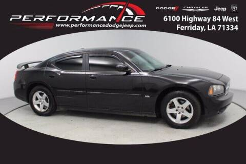 2010 Dodge Charger for sale at Performance Dodge Chrysler Jeep in Ferriday LA