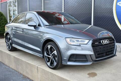 2020 Audi A3 for sale at Alfa Romeo & Fiat of Strongsville in Strongsville OH