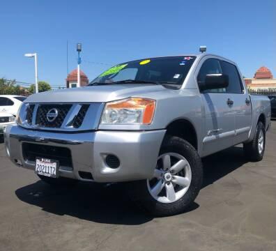 2011 Nissan Titan for sale at LUGO AUTO GROUP in Sacramento CA