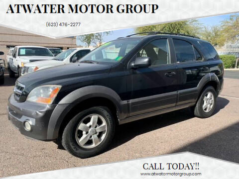 2007 Kia Sorento for sale at Atwater Motor Group in Phoenix AZ