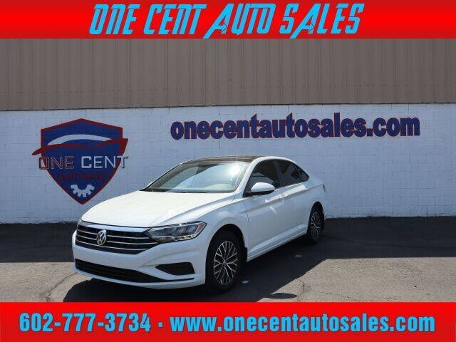 2020 Volkswagen Jetta for sale at One Cent Auto Sales in Glendale AZ