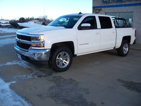 2018 Chevrolet Silverado 1500 for sale at Tyndall Motors in Tyndall SD