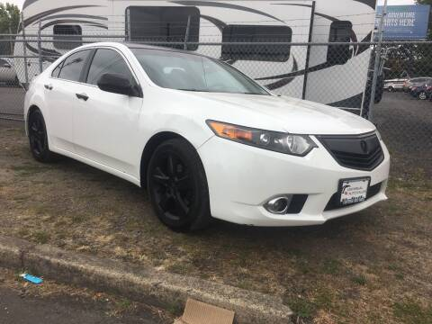 2013 Acura TSX for sale at Universal Auto INC in Salem OR