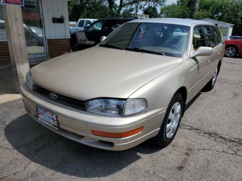 1994 Toyota Camry for sale at New Wheels in Glendale Heights IL