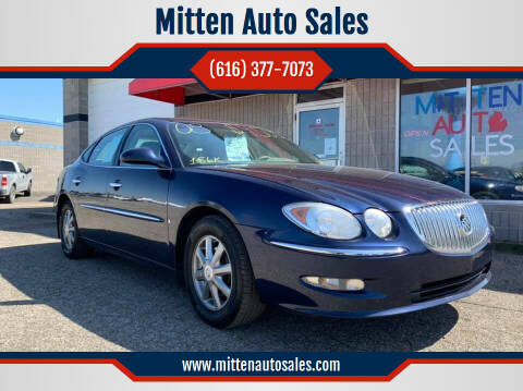 2008 Buick Allure for sale at Mitten Auto Sales in Holland MI