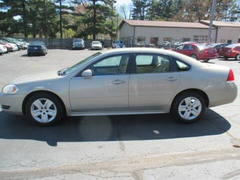 2010 Chevrolet Impala for sale at Home Street Auto Sales in Mishawaka IN