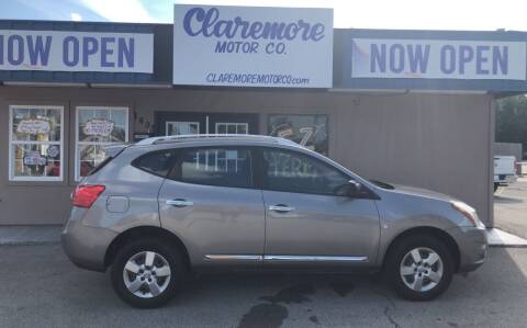 2014 Nissan Rogue Select for sale at Claremore Motor Company in Claremore OK