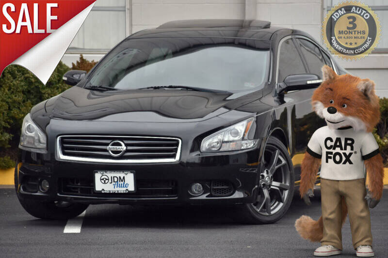 2013 Nissan Maxima for sale at JDM Auto in Fredericksburg VA