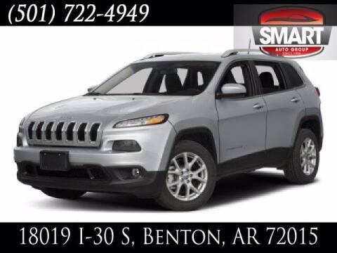 2016 Jeep Cherokee for sale at Smart Auto Sales of Benton in Benton AR