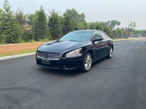 2009 Nissan Maxima for sale at Innovative Auto Group in Little Ferry NJ