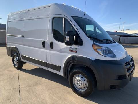 2018 RAM ProMaster Cargo for sale at Excellence Auto Direct in Euless TX