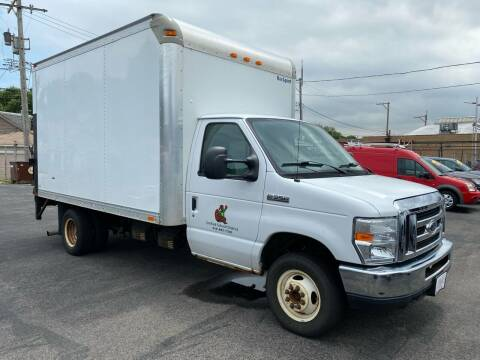 2010 Ford E-Series Chassis for sale at Windy City Motors in Chicago IL