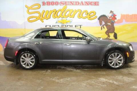 2015 Chrysler 300 for sale at Sundance Chevrolet in Grand Ledge MI