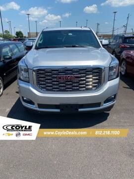 2019 GMC Yukon XL for sale at COYLE GM - COYLE NISSAN - New Inventory in Clarksville IN