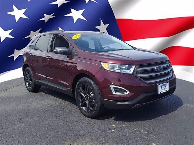 2018 Ford Edge for sale at Gentilini Motors in Woodbine NJ