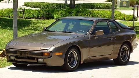 1983 Porsche 944 for sale at Premier Luxury Cars in Oakland Park FL