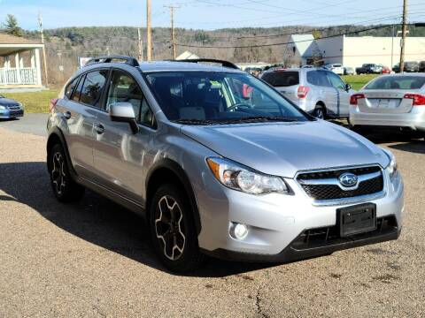 2014 Subaru XV Crosstrek for sale at Green Cars Vermont in Montpelier VT