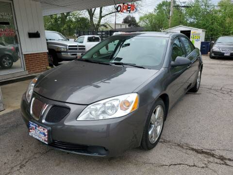 2006 Pontiac G6 for sale at New Wheels in Glendale Heights IL