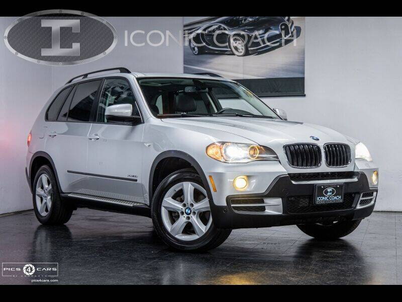 2009 BMW X5 for sale at Iconic Coach in San Diego CA