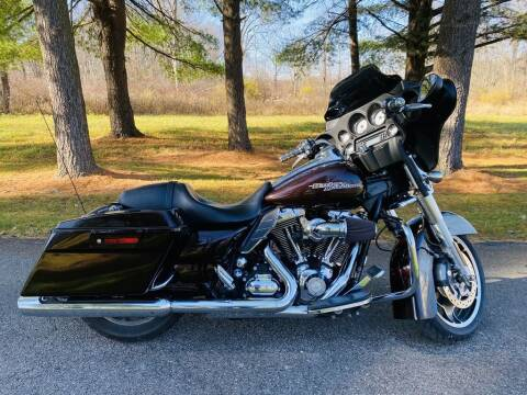 2011 Harley-Davidson® FLHX - Street Glide® for sale at Street Track n Trail in Conneaut Lake PA