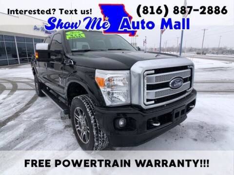 2016 Ford F-350 Super Duty for sale at Show Me Auto Mall in Harrisonville MO