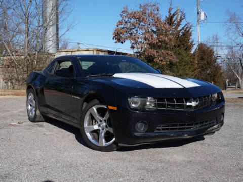 2010 Chevrolet Camaro for sale at Auto Mart in Kannapolis NC