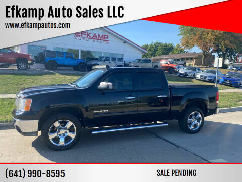 2010 GMC Sierra 1500 for sale at Efkamp Auto Sales LLC in Des Moines IA