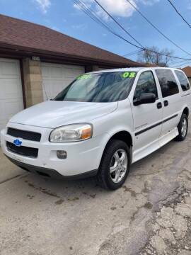 2008 Chevrolet Uplander for sale at Square Business Automotive in Milwaukee WI