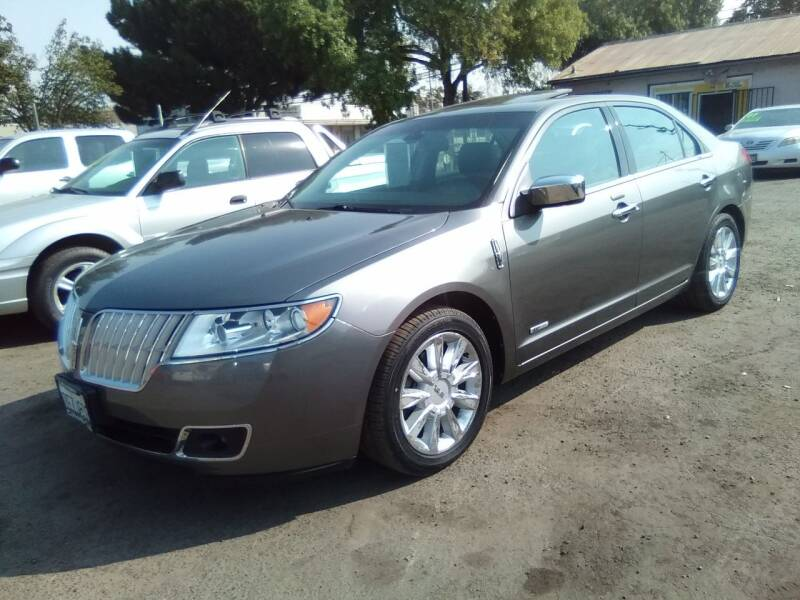 2012 Lincoln MKZ Hybrid for sale at Larry's Auto Sales Inc. in Fresno CA