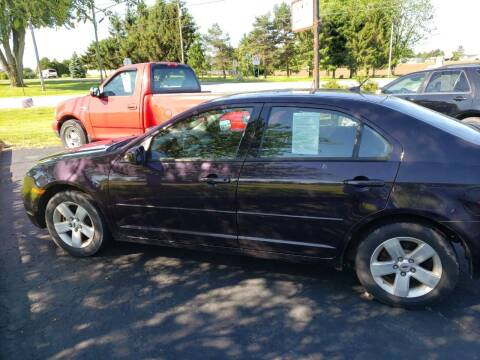 2007 Ford Fusion for sale at 309 Auto Sales LLC in Harrod OH