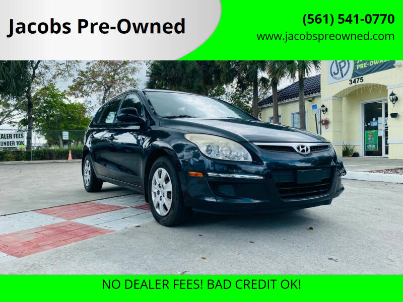 2010 Hyundai Elantra Touring for sale at Jacobs Pre-Owned in Lake Worth FL