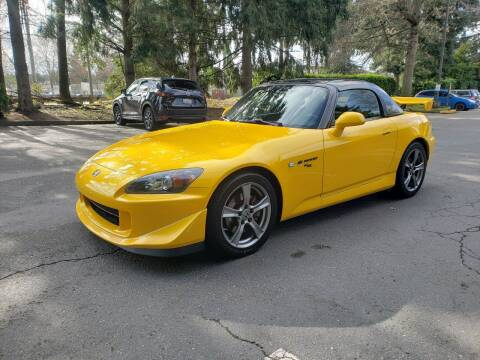 2008 Honda S2000 for sale at Painlessautos.com in Bellevue WA
