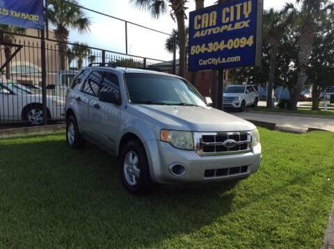 2008 Ford Escape for sale at Car City Autoplex in Metairie LA