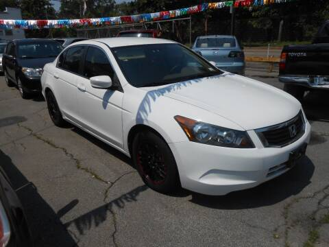 2010 Honda Accord for sale at N H AUTO WHOLESALERS in Roslindale MA