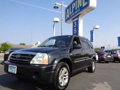 2005 Suzuki XL7 for sale at Alpine Auto Sales in Salt Lake City UT