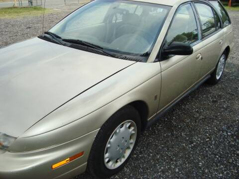 1997 Saturn S-Series for sale at Branch Avenue Auto Auction in Clinton MD