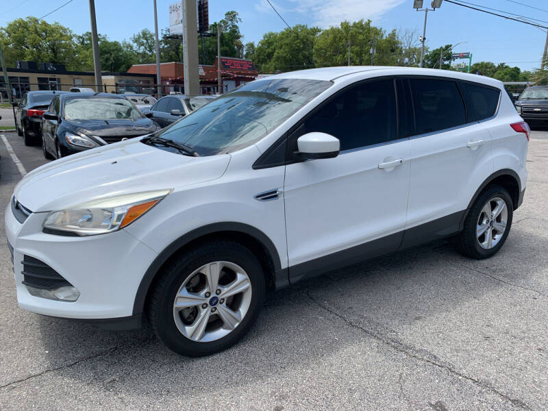2014 Ford Escape for sale at Castle Used Cars in Jacksonville FL