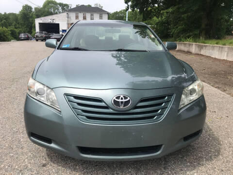 2008 Toyota Camry for sale at Worldwide Auto Sales in Fall River MA