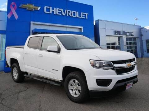 2018 Chevrolet Colorado for sale at Bellavia Motors Chevrolet Buick in East Rutherford NJ
