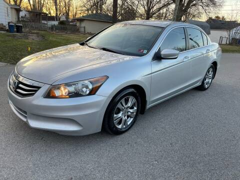 2011 Honda Accord for sale at Via Roma Auto Sales in Columbus OH