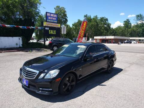 2012 Mercedes-Benz E-Class for sale at Right Choice Auto in Boise ID