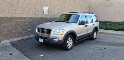 2006 Ford Explorer for sale at SafeMaxx Auto Sales in Placerville CA