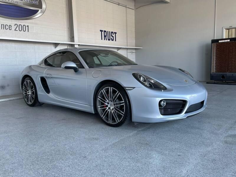 2016 Porsche Cayman for sale in Tucson, AZ
