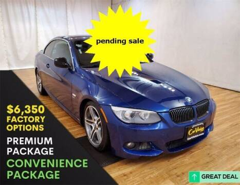 2013 BMW 3 Series for sale at Car Vision Buying Center in Norristown PA