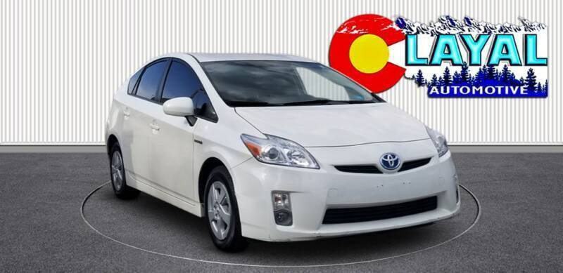 2011 Toyota Prius for sale at Layal Automotive in Englewood CO