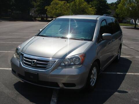 2010 Honda Odyssey for sale at Uniworld Auto Sales LLC. in Greensboro NC