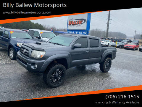 2010 Toyota Tacoma for sale at Billy Ballew Motorsports in Dawsonville GA